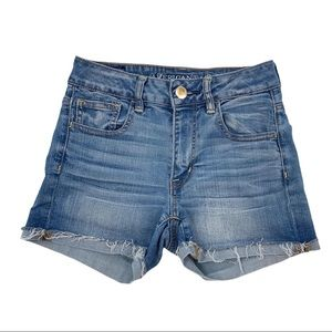 American Eagle Outfitters Hi-Rise Shortie